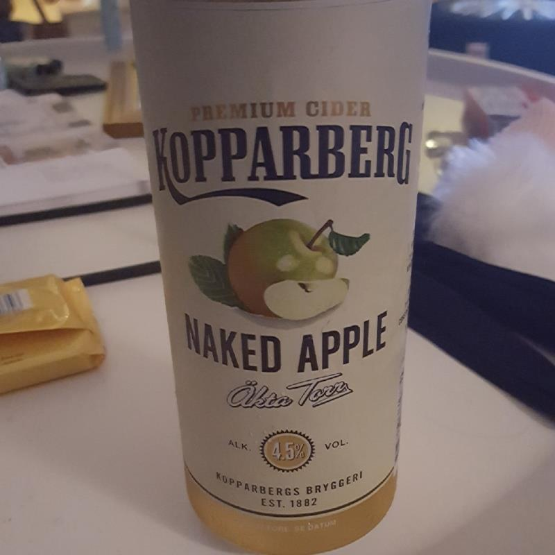 picture of Kopparberg Brewery Naked Apple submitted by Mekkern