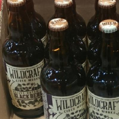 picture of Wildcraft Cider Works Native Botanical Blackberry submitted by Molkot