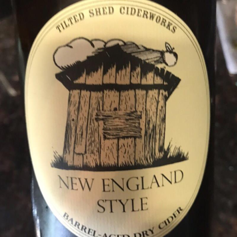 picture of Tilted Shed Ciderworks New England Style submitted by KariB