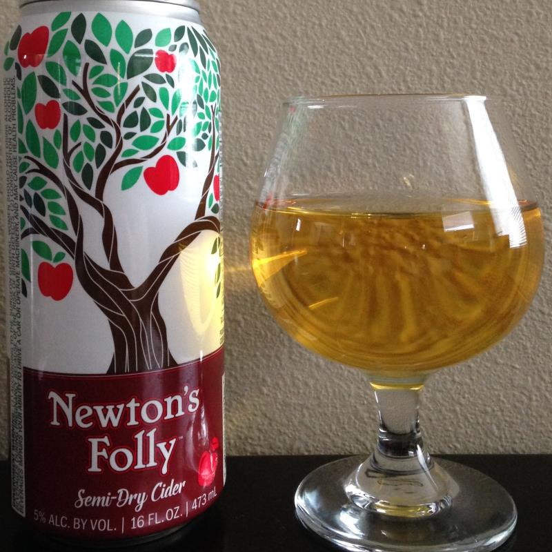 picture of American Hard Cider Co. Newton's Folly Semi-Dry submitted by cidersays