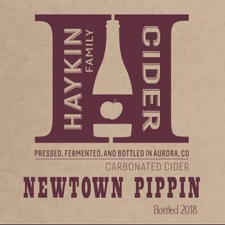 picture of Haykin Family Cider Newtown Pippin submitted by KariB