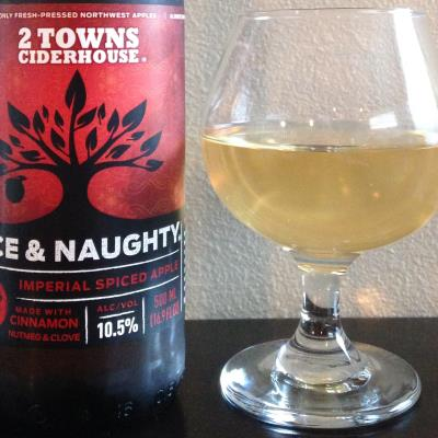 picture of 2 Towns Ciderhouse Nice & Naughty submitted by cidersays