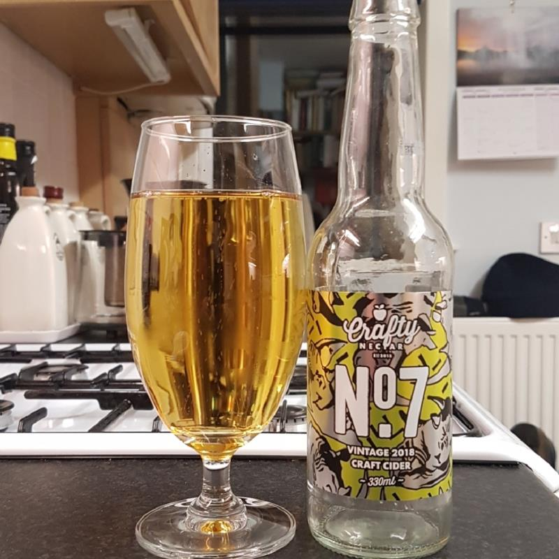 picture of Crafty Nectar No 7 2018 Vintage submitted by BushWalker