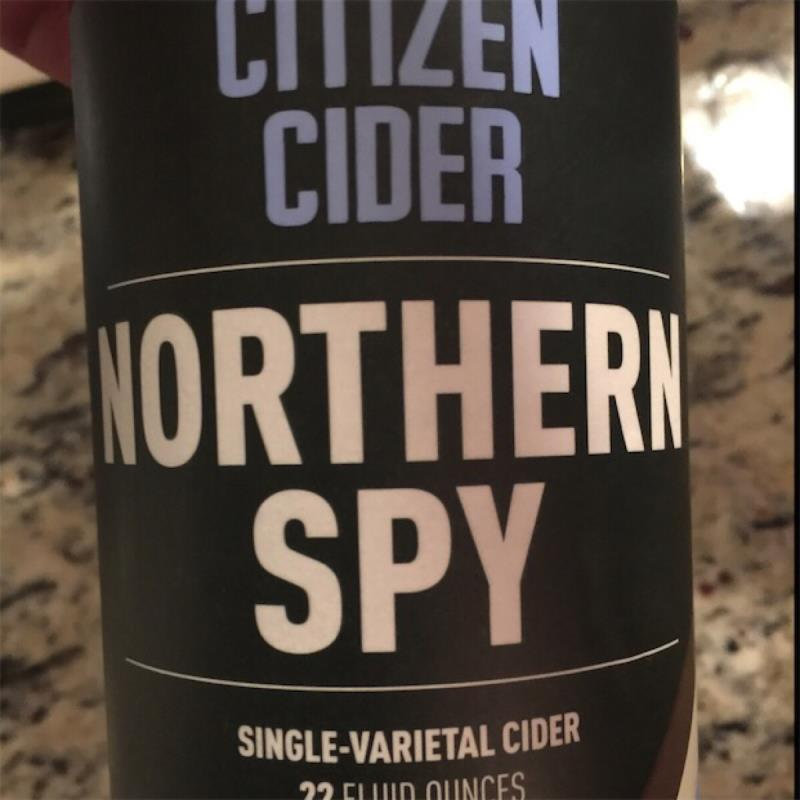 picture of Citizen Cider Northern Spy submitted by K_Wolfe_Cider