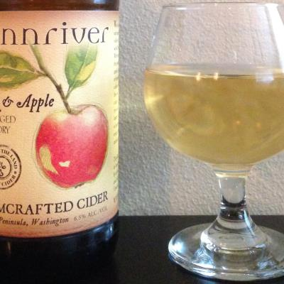 picture of Finnriver Cidery Oak & Apple submitted by cidersays