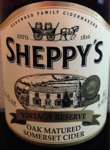 picture of Sheppy's Oak Matured Somerset Cider Vintage Reserve submitted by cidersays