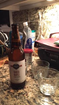 picture of Seattle Cider Oaked Maple Hard Cider submitted by herharmony23