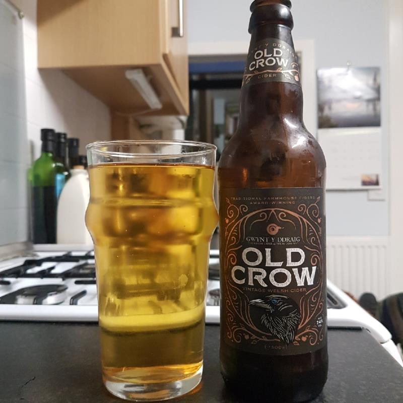 picture of Gwynt y Ddraig Cider Old Crow submitted by BushWalker