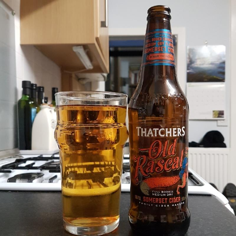 picture of Thatchers Cider Company Old Rascal submitted by BushWalker