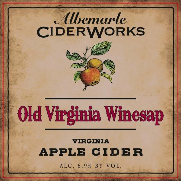 picture of Albemarle Ciderworks Old Virginia Winesap submitted by KariB