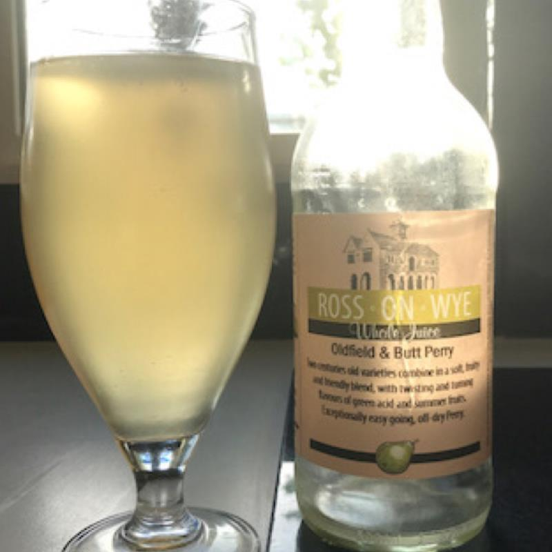 picture of Ross-on-Wye Cider & Perry Co Oldfield & Butt Perry submitted by Judge