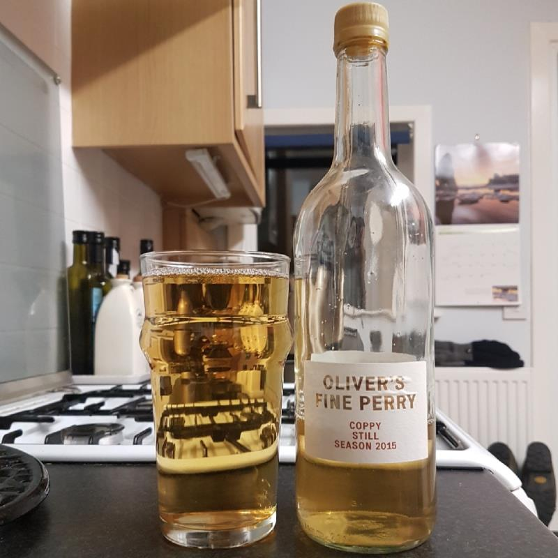 "picture of Oliver's Cider and Perry Oliver""s Coppy Fine Perry 2015 submitted by BushWalker"
