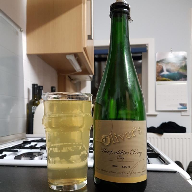 picture of Oliver's Cider and Perry Oliver's Dry Herefordshire Perry submitted by BushWalker