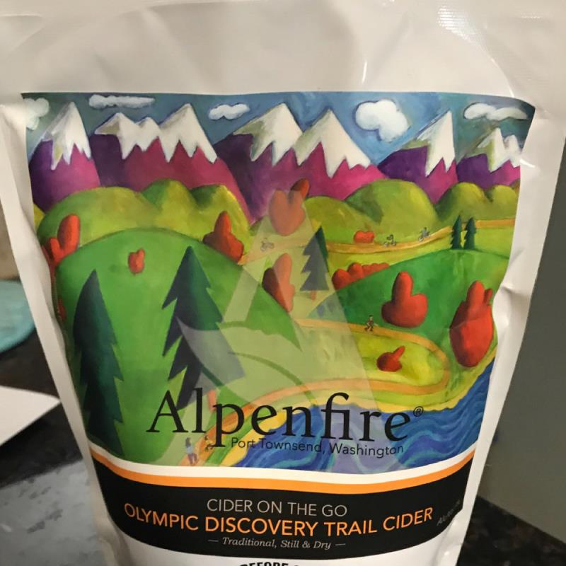 picture of Alpenfire Cider Olympic Discovery Trail submitted by KariB
