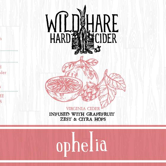 picture of Wild Hare Hard Cider Ophelia submitted by KariB