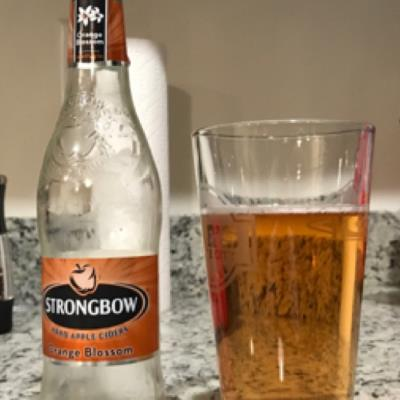 picture of Strongbow Hard Ciders Orange Blossom submitted by noses