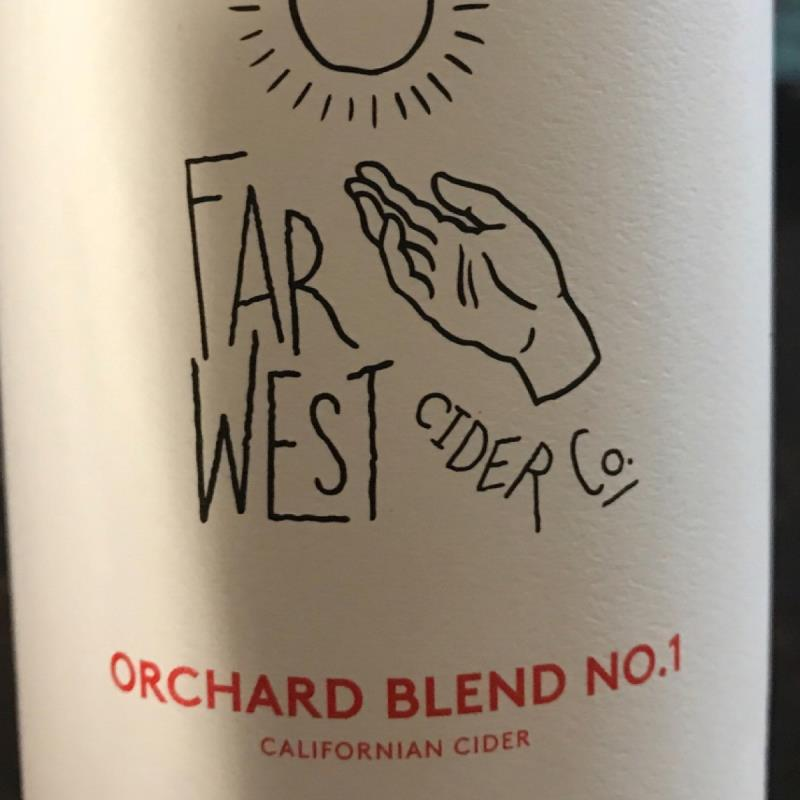 picture of Far West Cider Orchard Blend No. 1 submitted by Karibourgeois