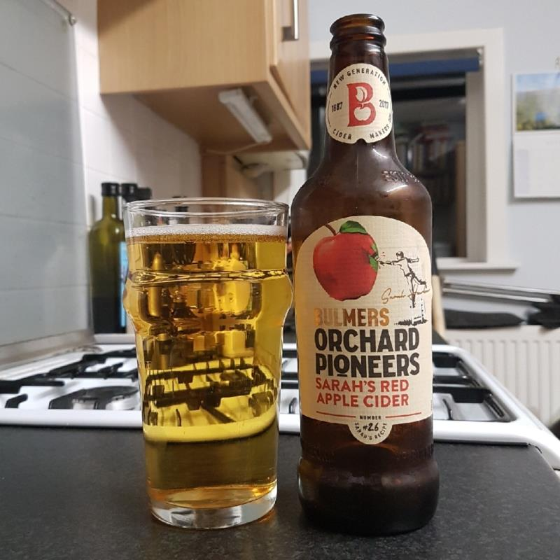 picture of Bulmer's Cider Orchard Pioneers Sarah's Red submitted by BushWalker