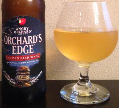 picture of Angry Orchard Orchard's Edge The Old Fashioned submitted by cidersays