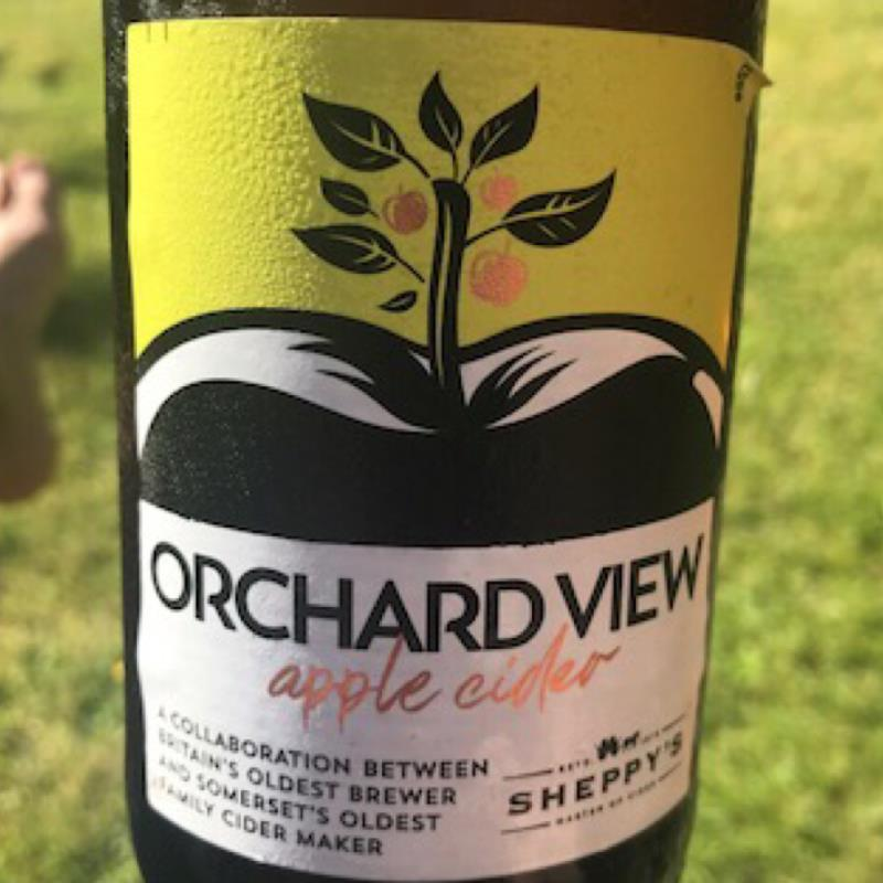 picture of Sheppy's Orchard View submitted by Judge