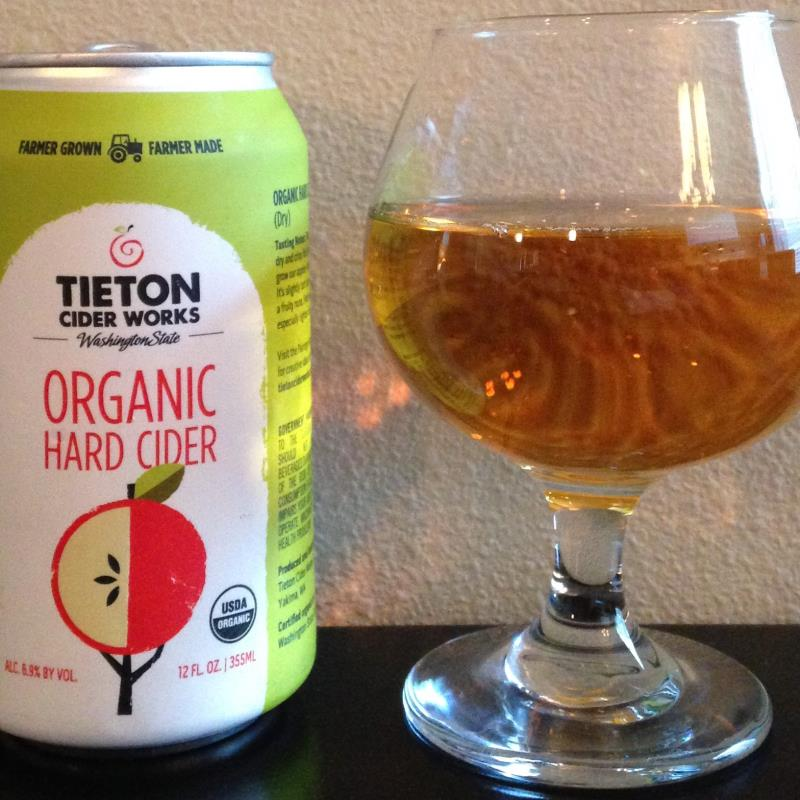picture of Tieton Cider Works Organic Apple Cider submitted by cidersays