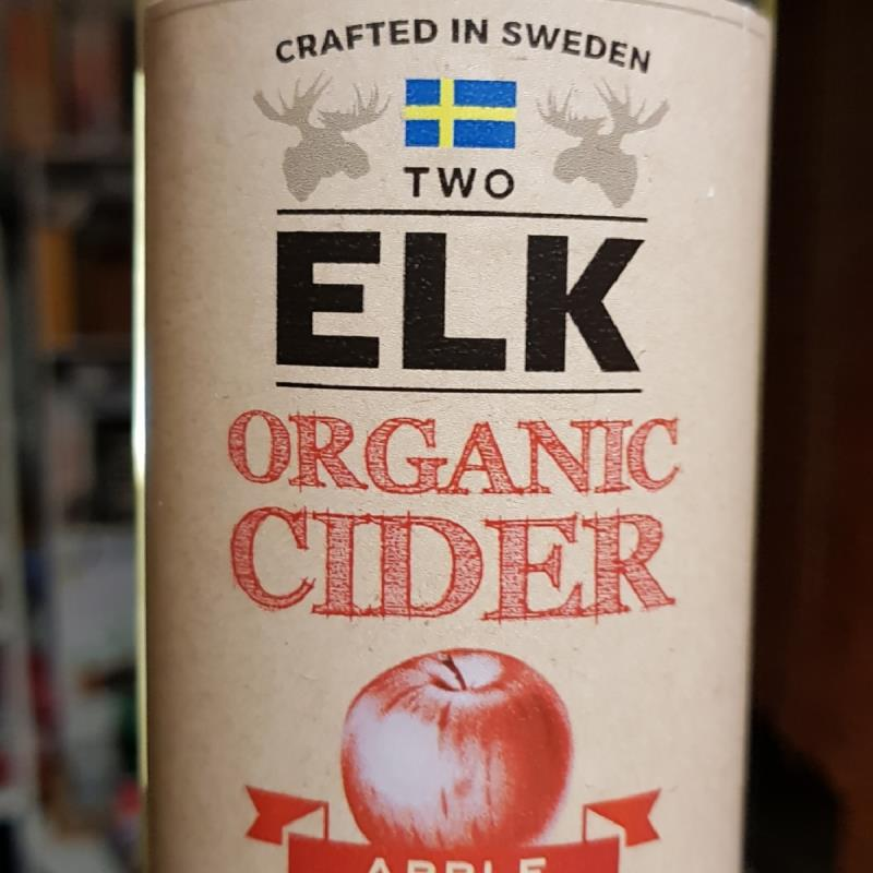 picture of Two Elk Cidery Organic Apple Cider submitted by Brett