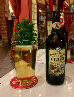 picture of Samuel Smith Organic Cider submitted by herharmony23