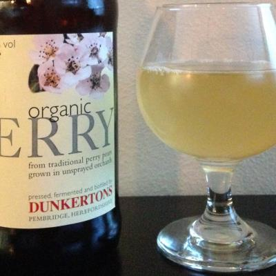 picture of Dunkertons Organic Cider Organic Perry submitted by cidersays