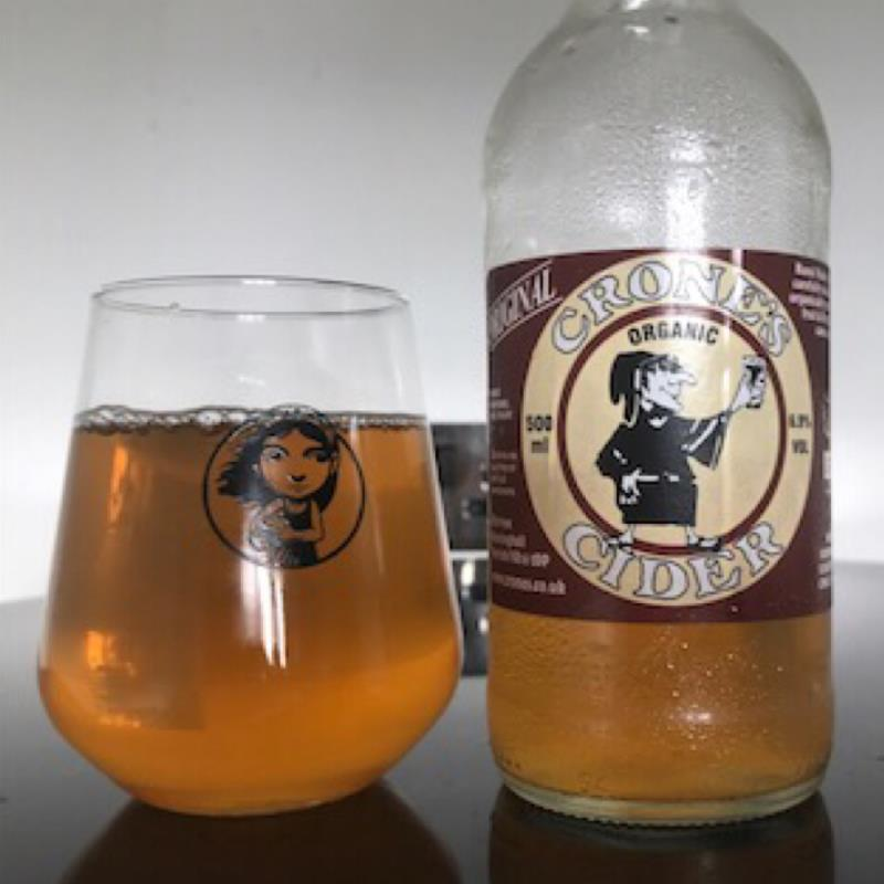 picture of Crone's Organic Cider Original 2019 submitted by Judge
