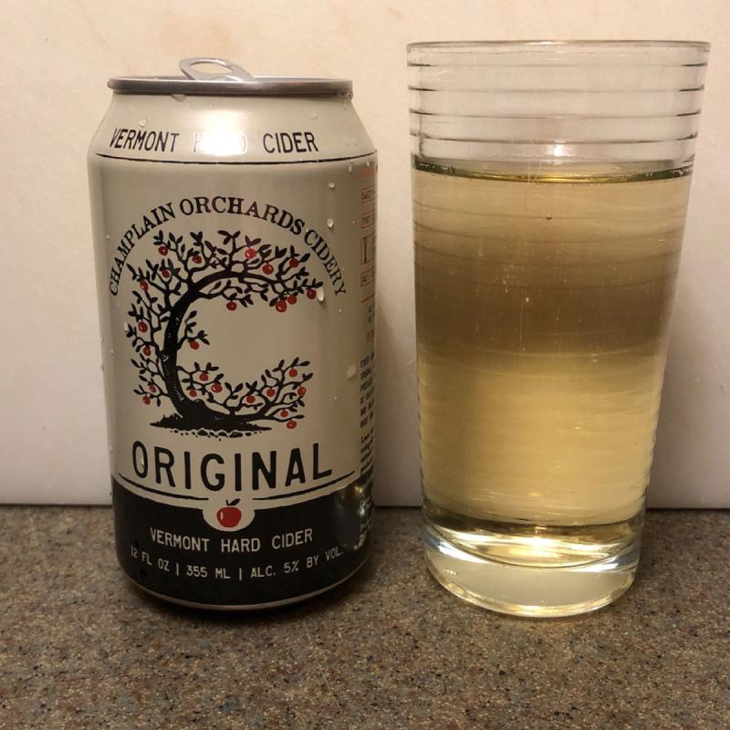 picture of Champlain Orchards Cidery Original submitted by Cideristas