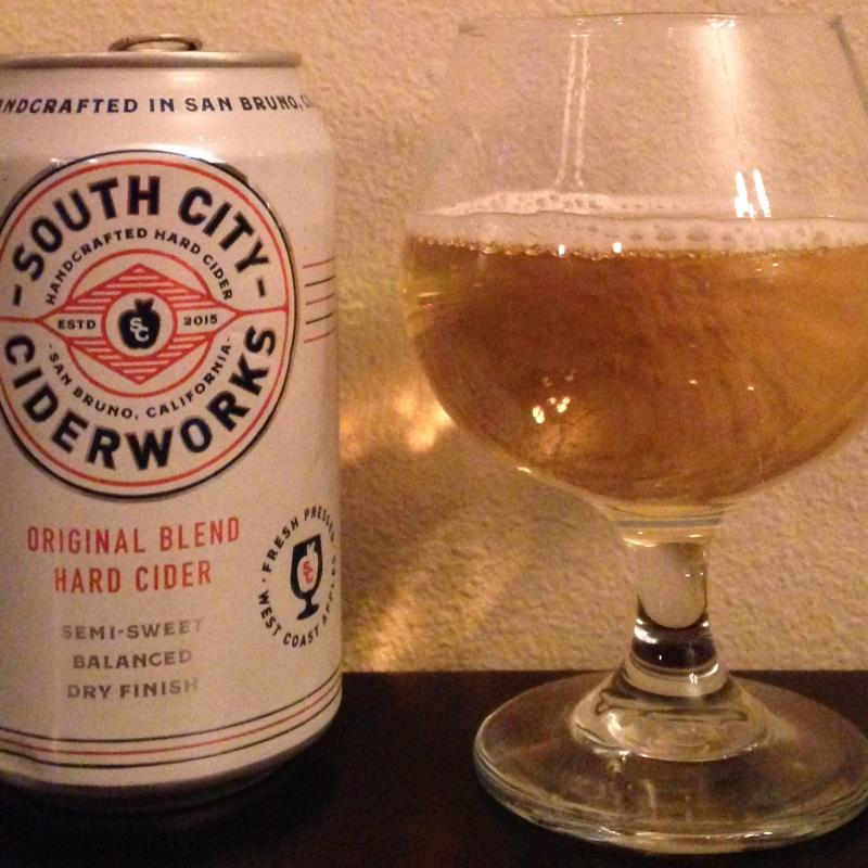 picture of South City Ciderworks Original Blend submitted by cidersays