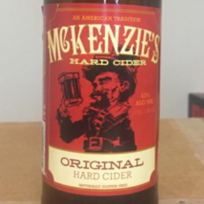 picture of McKenzie's Hard Cider Original Hard Cider submitted by david