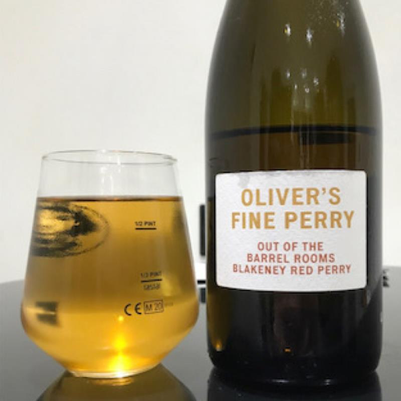 picture of Oliver's Cider and Perry Out of the Barrel Rooms Blakeney Red Perry submitted by Judge