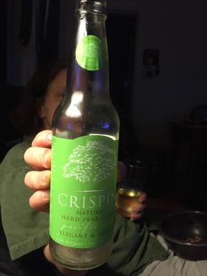picture of Crispin Cider Company Pacific Pear submitted by lizsavage
