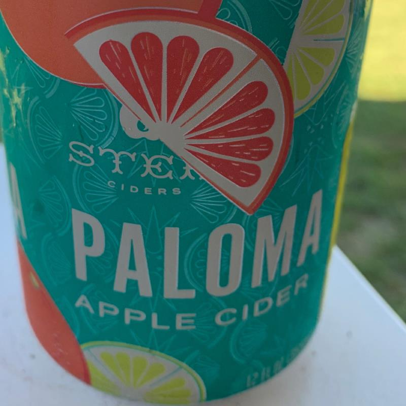 picture of Stem Ciders Paloma submitted by KariB