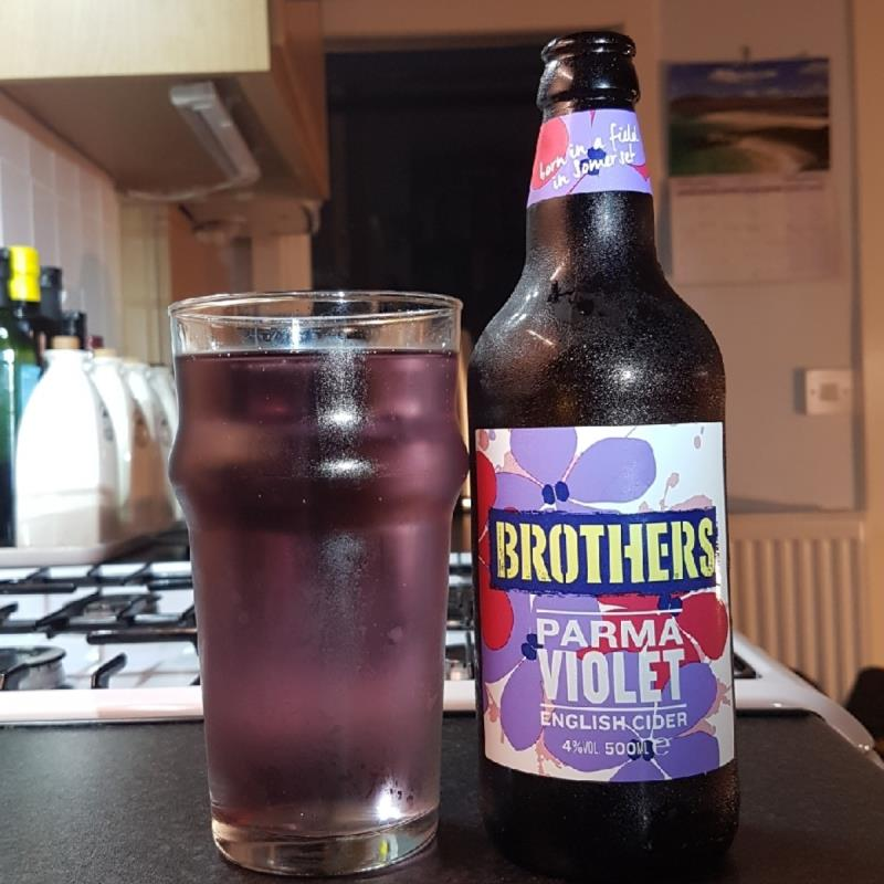 picture of Brothers Drinks Company Parma Violet submitted by BushWalker