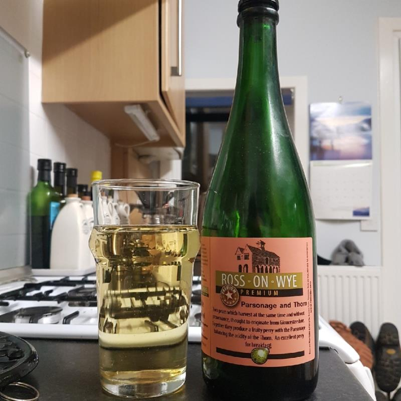 picture of Ross-on-Wye Cider & Perry Co Parsonage & Thorn submitted by BushWalker