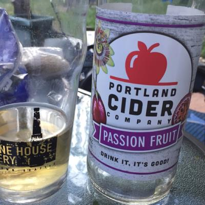 picture of Portland Cider Co. Passion Fruit submitted by herharmony23