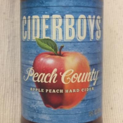 picture of Ciderboys Peach Country submitted by david