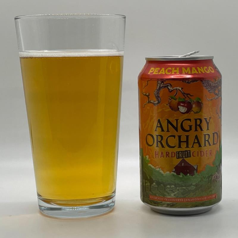 picture of Angry Orchard Peach Mango submitted by PricklyCider