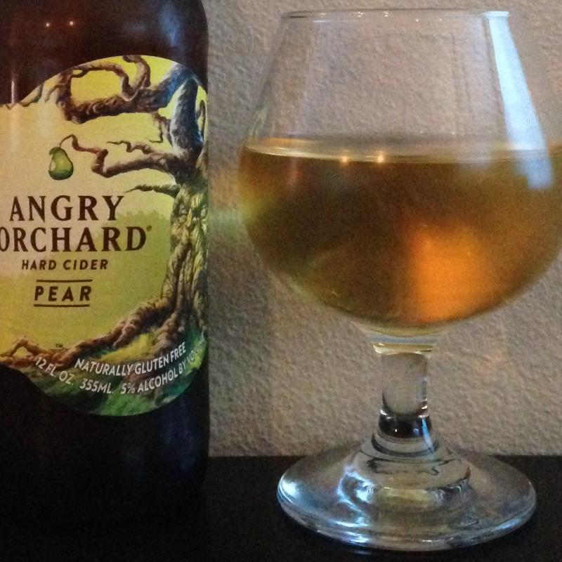 picture of Angry Orchard Pear submitted by cidersays