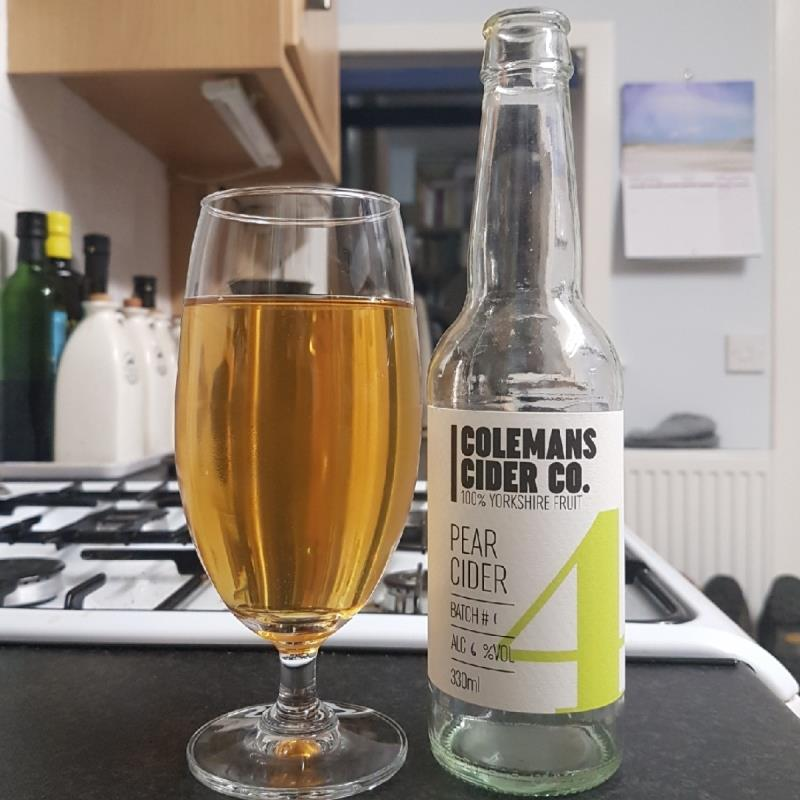 picture of Coleman's Cider Co. Pear submitted by BushWalker