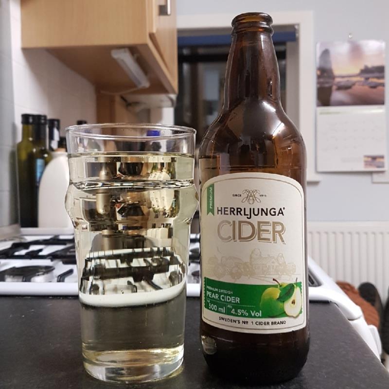 picture of Herrljunga Cider Pear Cider submitted by BushWalker