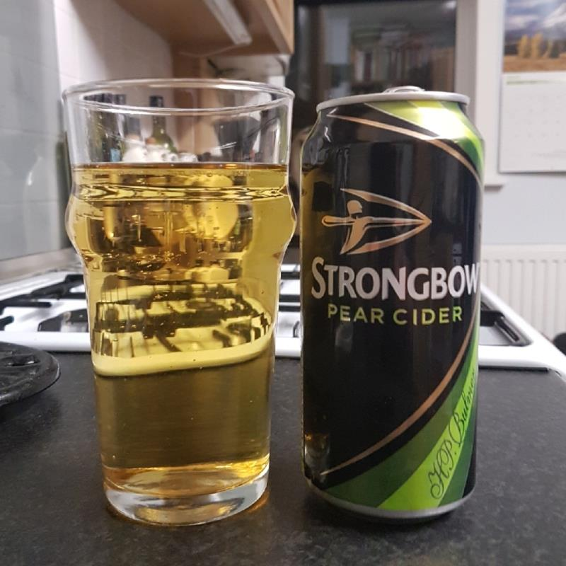 picture of Strongbow Hard Ciders Pear Cider submitted by BushWalker
