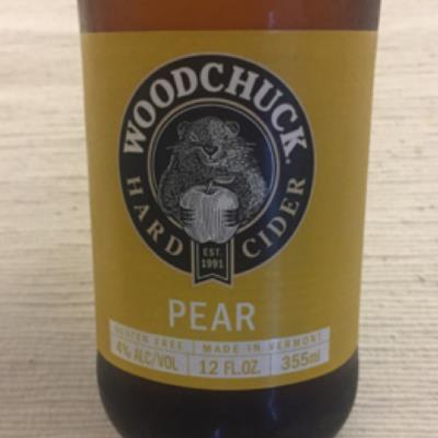picture of Woodchuck Pear Hard Cider submitted by david