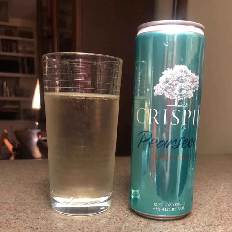 picture of Crispin Cider Company Pearsecco submitted by Cideristas