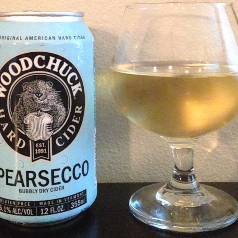 picture of Woodchuck Pearsecco submitted by cidersays