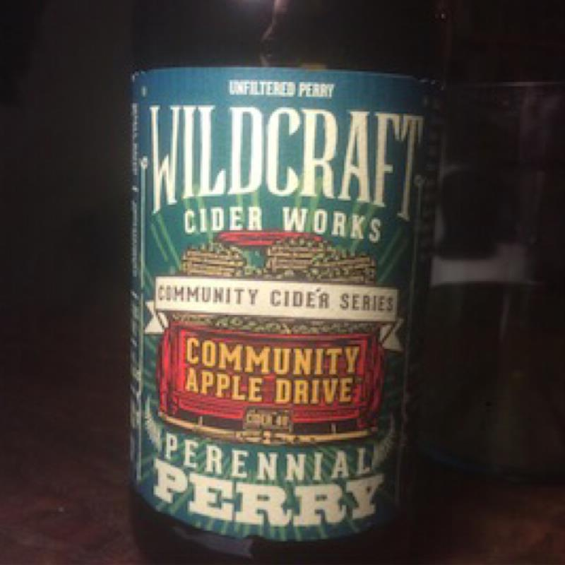 picture of Wildcraft Cider Works Perennial Perry submitted by NED
