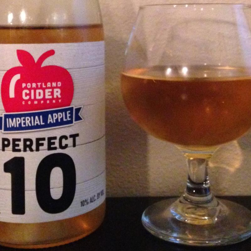 picture of Portland Cider Co. Perfect 10 Imperial Apple submitted by cidersays