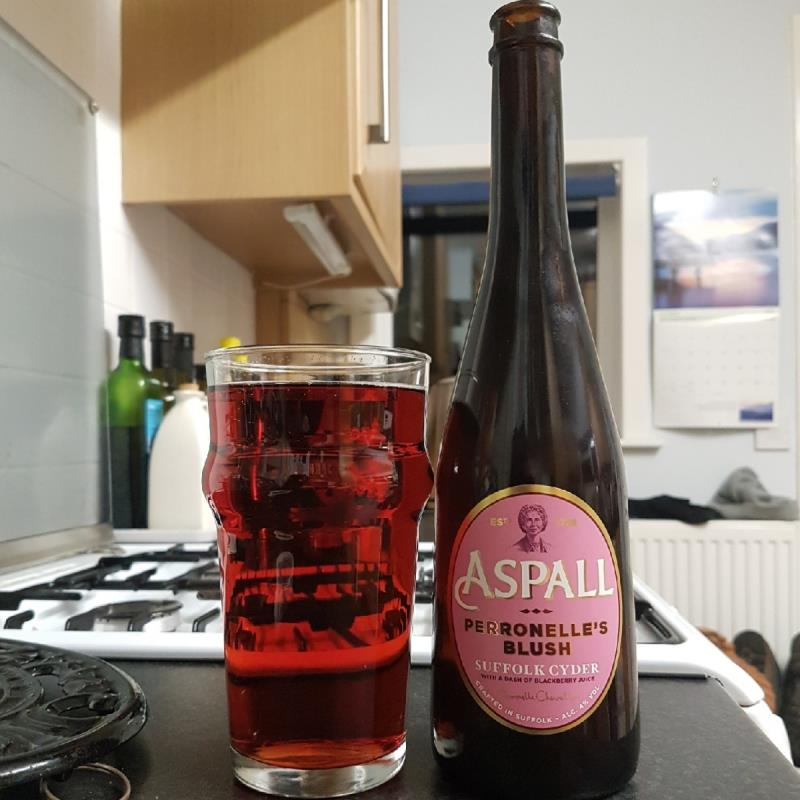 picture of Aspall Peronelle's Blush New submitted by BushWalker